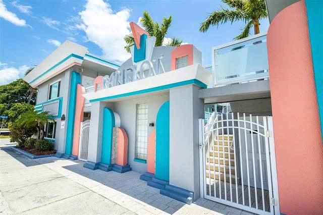 603 Mandalay Avenue #210, Clearwater, FL 33767 (MLS #U8124416) :: Coldwell Banker Vanguard Realty