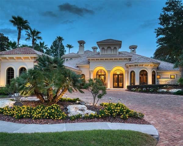 2631 Hawks Landing Boulevard, Palm Harbor, FL 34685 (MLS #U8124484) :: Rabell Realty Group