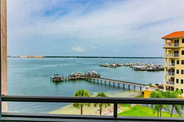 6051 Sun Boulevard #602, St Petersburg, FL 33715 (MLS #U8124497) :: Pepine Realty