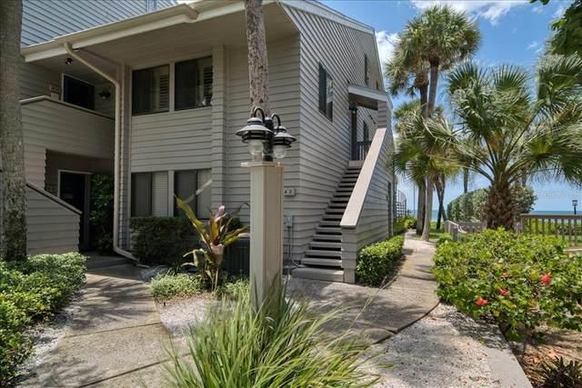 2100 Gulf Boulevard #2, Belleair Beach, FL 33786 (MLS #U8124509) :: Rabell Realty Group