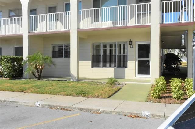 2434 Australia Way E #22, Clearwater, FL 33763 (MLS #U8124609) :: Sarasota Home Specialists