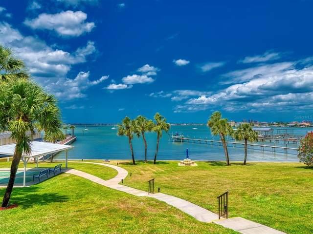 100 Bluff View Drive 301A, Belleair Bluffs, FL 33770 (MLS #U8124618) :: The Nathan Bangs Group