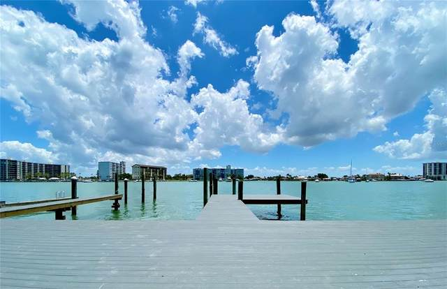 599 Bay Esplanade, Clearwater Beach, FL 33767 (MLS #U8124628) :: Future Home Realty