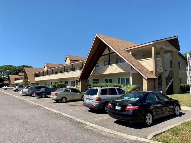 2295 Belgian Lane #35, Clearwater, FL 33763 (MLS #U8124756) :: Griffin Group
