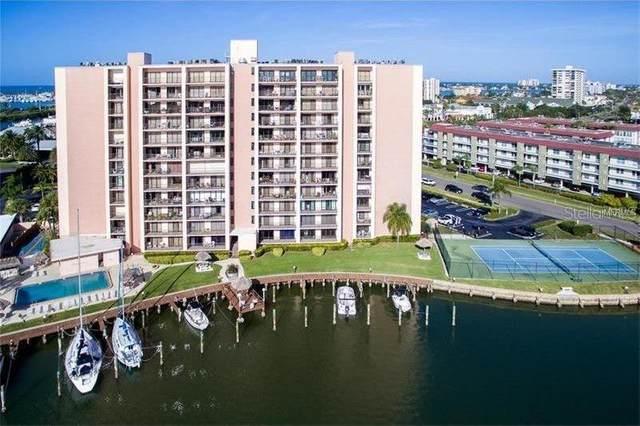 51 Island Way #507, Clearwater, FL 33767 (MLS #U8124979) :: Pepine Realty