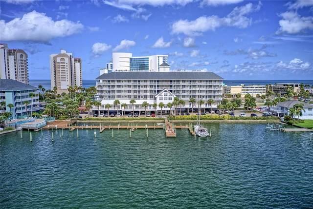 445 Hamden Drive #305, Clearwater, FL 33767 (MLS #U8125071) :: Godwin Realty Group