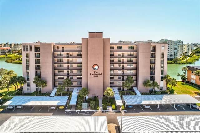 7600 Sun Island Drive S #206, South Pasadena, FL 33707 (MLS #U8125077) :: RE/MAX Local Expert