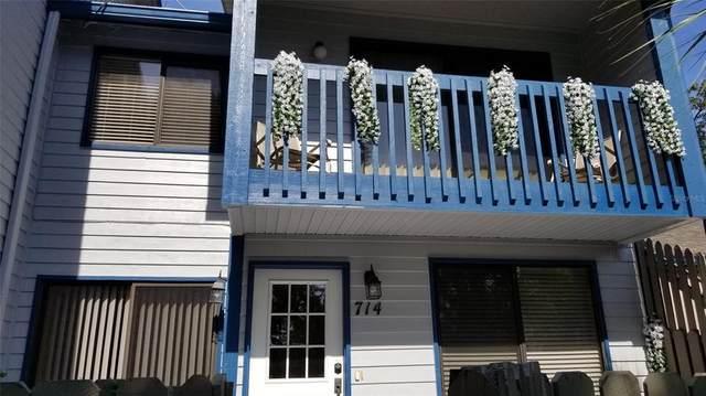 714 N Highland Avenue N #714, Clearwater, FL 33755 (MLS #U8125126) :: The Brenda Wade Team