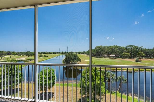 1200 Country Club Drive #2305, Largo, FL 33771 (MLS #U8125240) :: Heckler Realty