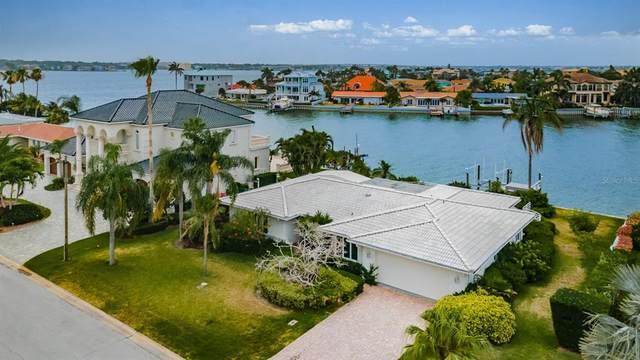 220 Howard Drive, Belleair Beach, FL 33786 (MLS #U8125292) :: Heckler Realty