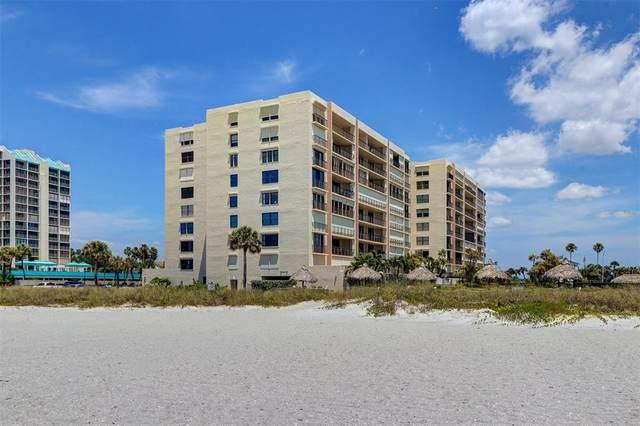 1400 Gulf Boulevard #303, Clearwater, FL 33767 (MLS #U8125357) :: Bob Paulson with Vylla Home