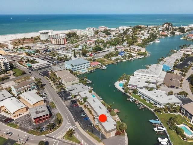 184 117TH Avenue #11, Treasure Island, FL 33706 (MLS #U8125547) :: Pepine Realty