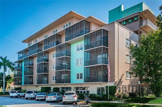 750 Burlington Avenue N 2B, St Petersburg, FL 33701 (MLS #U8125557) :: Pepine Realty