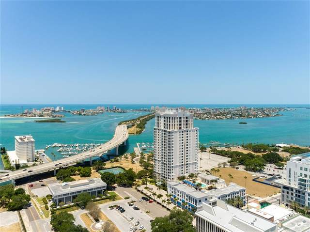 331 Cleveland Street #603, Clearwater, FL 33755 (MLS #U8125670) :: Rabell Realty Group