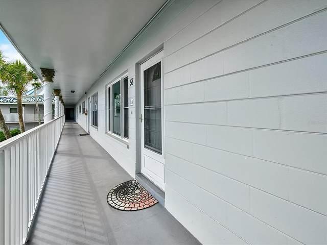 2380 World Parkway Boulevard #58, Clearwater, FL 33763 (MLS #U8125680) :: Frankenstein Home Team