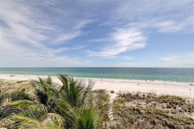 9880 Gulf Boulevard #4, Treasure Island, FL 33706 (MLS #U8125710) :: Pepine Realty