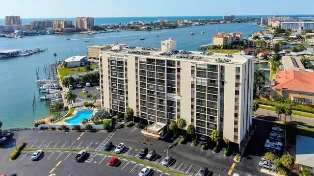 255 Dolphin Point #806, Clearwater, FL 33767 (MLS #U8125738) :: Pepine Realty