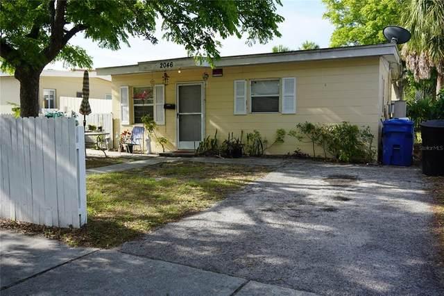 2046 Queensboro Avenue S, St Petersburg, FL 33712 (MLS #U8125845) :: Griffin Group