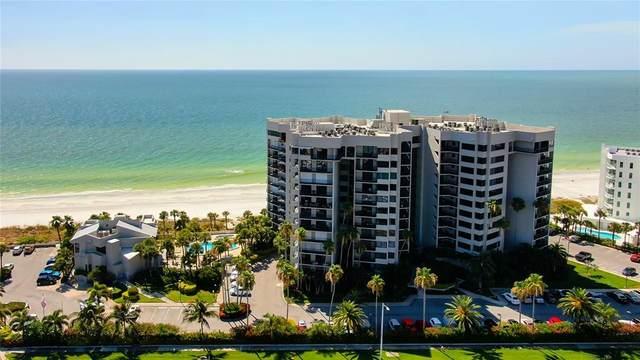 1600 Gulf Boulevard #714, Clearwater, FL 33767 (MLS #U8125850) :: Team Buky