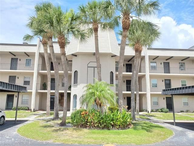 8693 Bardmoor Boulevard 203B, Largo, FL 33777 (MLS #U8125917) :: Rabell Realty Group