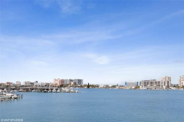 200 Skiff Point #301, Clearwater, FL 33767 (MLS #U8125993) :: The Nathan Bangs Group