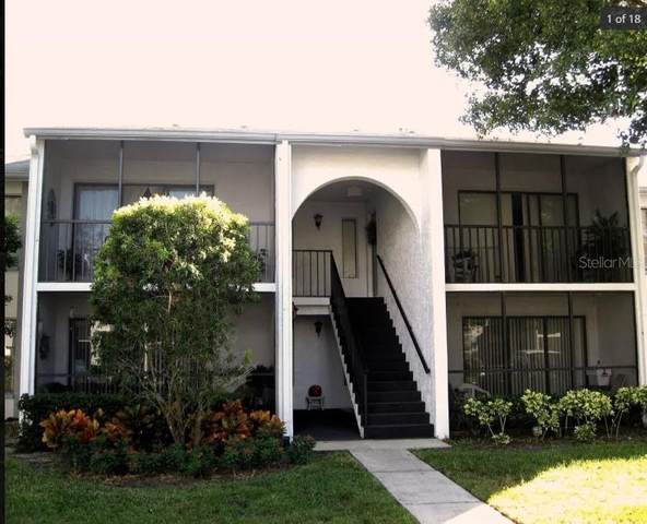 1179 Pine Ridge Cir W A1, Tarpon Springs, FL 34688 (MLS #U8126015) :: The Hustle and Heart Group