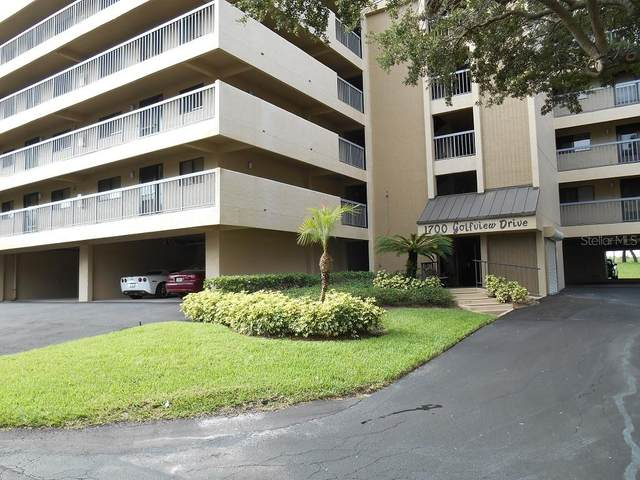 1733 Golfview Drive #1733, Tarpon Springs, FL 34689 (MLS #U8126020) :: Tuscawilla Realty, Inc
