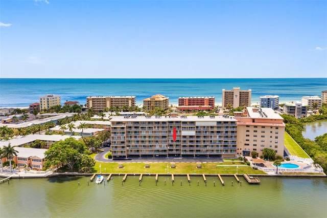 19451 Gulf Boulevard #413, Indian Shores, FL 33785 (MLS #U8126027) :: RE/MAX Local Expert