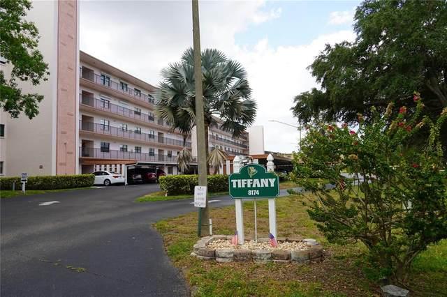 8174 Terrace Garden Drive N #202, St Petersburg, FL 33709 (MLS #U8126029) :: Stellar Home Sales