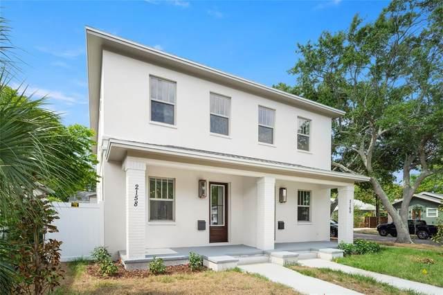2158 5TH Avenue N, St Petersburg, FL 33713 (MLS #U8126050) :: RE/MAX Local Expert
