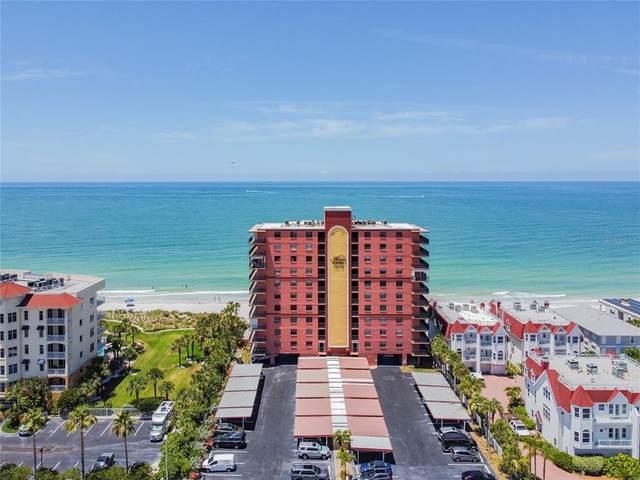 15316 Gulf Boulevard #904, Madeira Beach, FL 33708 (MLS #U8126054) :: Delgado Home Team at Keller Williams