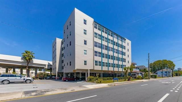 841 4TH Avenue N #41, St Petersburg, FL 33701 (MLS #U8126085) :: Sarasota Home Specialists