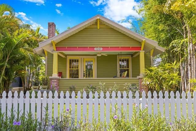2240 6TH Avenue N, St Petersburg, FL 33713 (MLS #U8126199) :: CENTURY 21 OneBlue