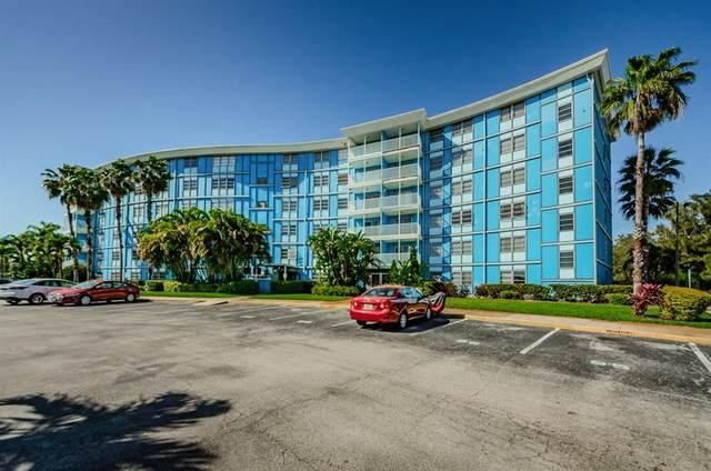 3315 58TH Avenue S #302, St Petersburg, FL 33712 (MLS #U8126232) :: Rabell Realty Group