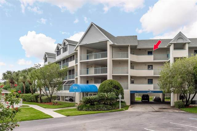5567 Sea Forest Drive #322, New Port Richey, FL 34652 (MLS #U8126242) :: Griffin Group