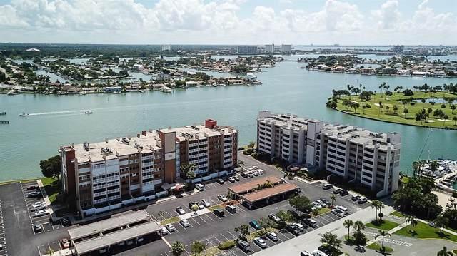 500 Treasure Island Causeway #506, Treasure Island, FL 33706 (MLS #U8126276) :: Everlane Realty