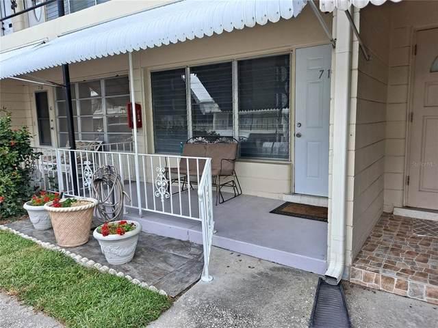4144 56TH Street N #711, Kenneth City, FL 33709 (MLS #U8126288) :: Cartwright Realty