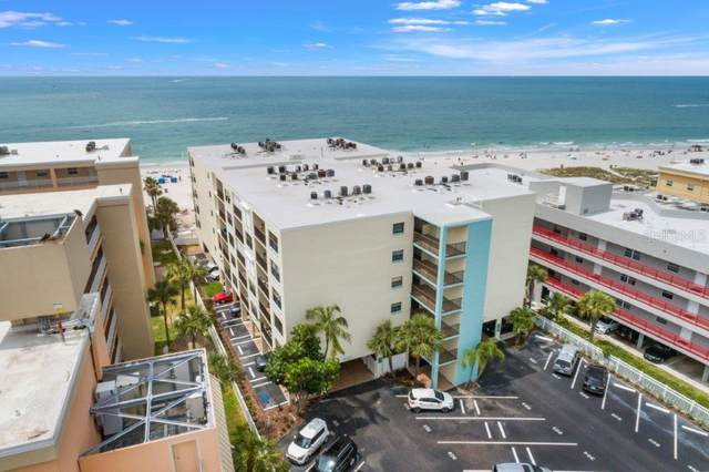 12924 Gulf Boulevard #102, Madeira Beach, FL 33708 (MLS #U8126319) :: Frankenstein Home Team