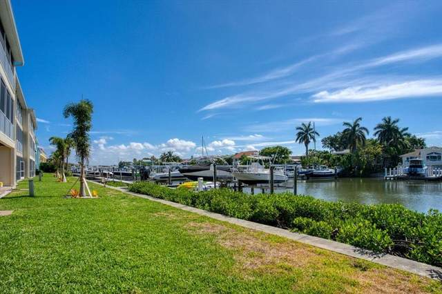 1109 Pinellas Bayway S #201, Tierra Verde, FL 33715 (MLS #U8126344) :: Cartwright Realty