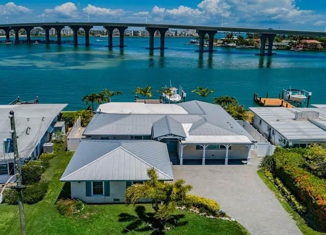 3550 Belle Vista Drive E, St Pete Beach, FL 33706 (MLS #U8126355) :: RE/MAX Local Expert