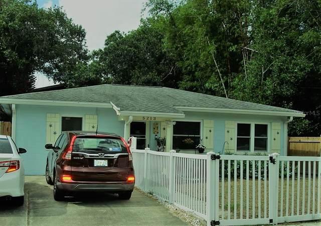 5213 Tangerine Avenue S, Gulfport, FL 33707 (MLS #U8126372) :: RE/MAX Local Expert