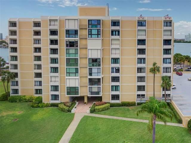 851 Bayway Boulevard #908, Clearwater, FL 33767 (MLS #U8126428) :: Godwin Realty Group