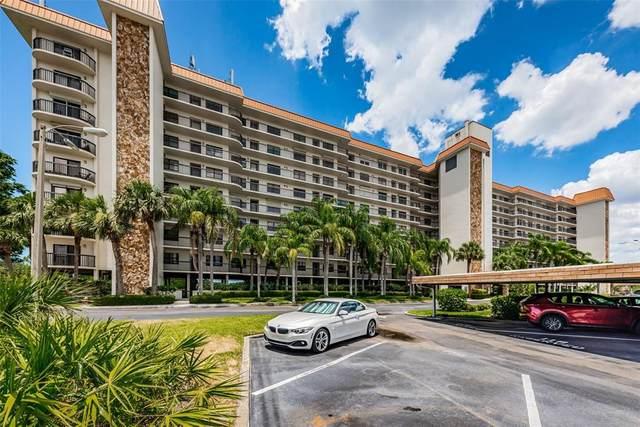 5400 Park Street N #711, St Petersburg, FL 33709 (MLS #U8126442) :: Cartwright Realty