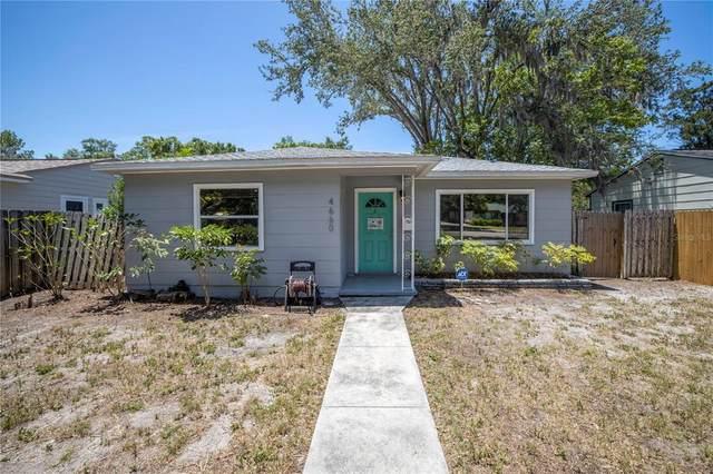 4660 9TH Avenue N, St Petersburg, FL 33713 (MLS #U8126444) :: Baird Realty Group