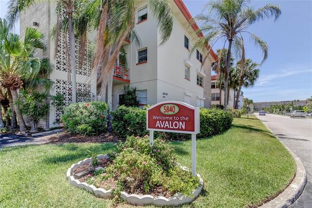 5840 30TH Avenue S #301, Gulfport, FL 33707 (MLS #U8126450) :: Rabell Realty Group