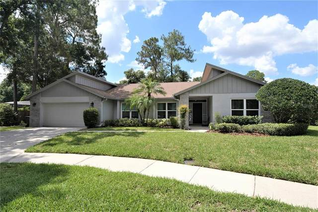 3203 Heatherbrook Way, Tampa, FL 33618 (MLS #U8126507) :: Delgado Home Team at Keller Williams