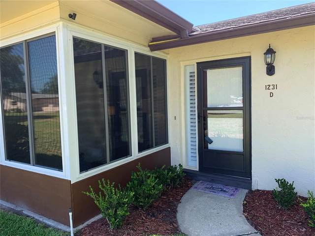 1231 Queen Anne Drive D, Palm Harbor, FL 34684 (MLS #U8126579) :: Kelli and Audrey at RE/MAX Tropical Sands