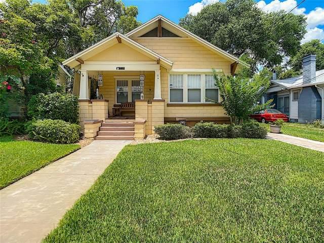 739 Park Hill Avenue, Lakeland, FL 33801 (MLS #U8126612) :: Gate Arty & the Group - Keller Williams Realty Smart