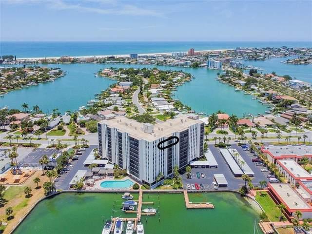 10355 Paradise Boulevard #909, Treasure Island, FL 33706 (MLS #U8126714) :: RE/MAX Local Expert