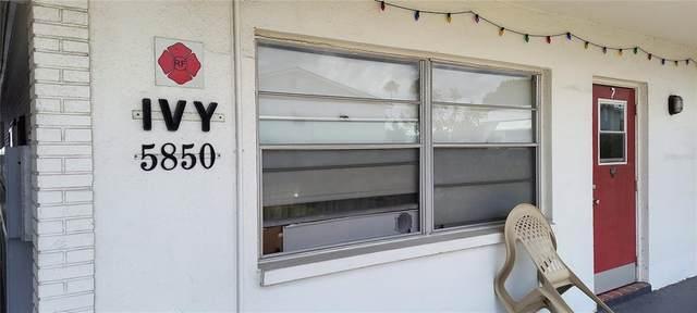 5850 18TH Street N #7, St Petersburg, FL 33714 (MLS #U8126787) :: BuySellLiveFlorida.com